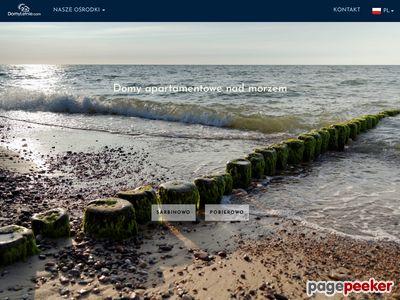 Domki do wynajęcia nad morzem