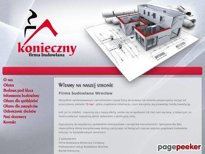 Budowa Domów Wrocław