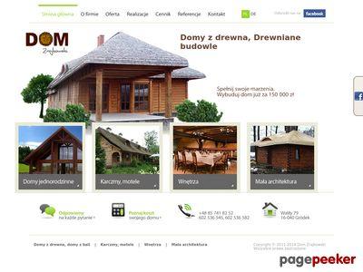Strona DomZrajkowski