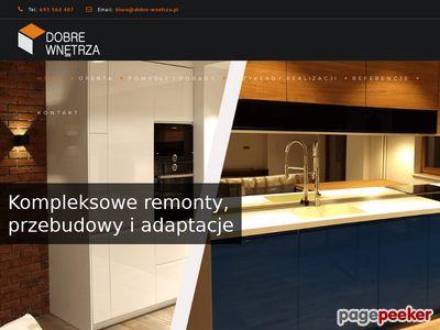 Remont domu w Warszawie