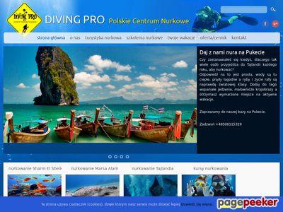 Divingpro.eu - nurkowanie Sharm El Sheikh