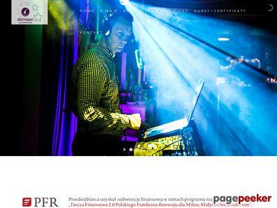 DJ wodzirej katowice - djdomson.pl