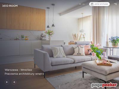 Decoroom – wykończenie mieszkania Warszawa