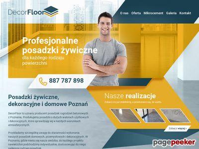 Posadzki Poznań - decorfloor.pl