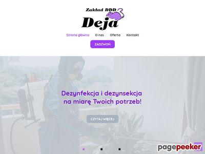 Www.ddd.pl dezynsekcja Katowice