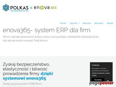 Oprogramowanie enova Kraków