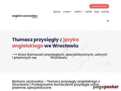 Tłumaczenia Wrocław