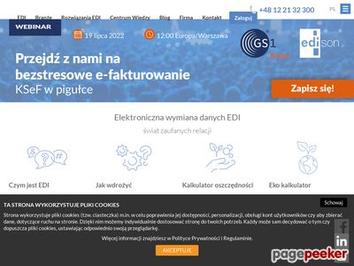 Edison.pl - e-faktury