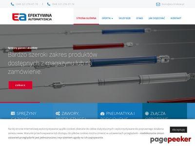 Napędy obrotowe - EA Kraków