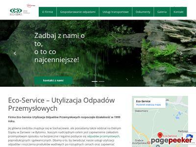 ECO-SERVICE odpady przemysłowe Wrocław