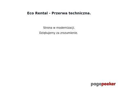 Eco Rental - wypożyczalnia samochodów