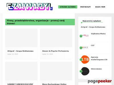 Katalog www.e-zawady.pl