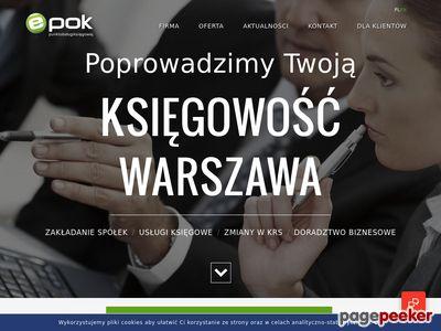E-pok - księgowość online