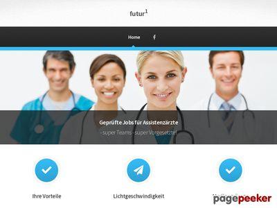 Praca lekarz niemcy