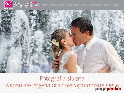 Fotografia ślubna Bydgoszcz