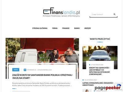Doradztwo finansowe - katalog firm