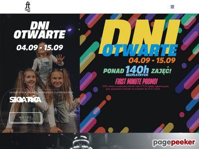 Fabryka Tańca | Studio Tańca Białystok