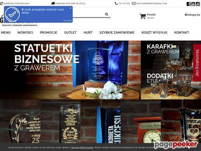 Prezenty firmowe - grawergift.pl