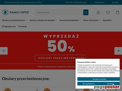 Markowe okulary - gafas.pl