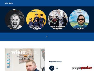Strona internetowa Wiesz Więcej