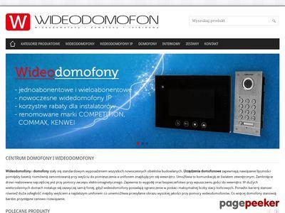 Domofony - wideodomofon.com.pl