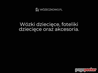 Wózki dla dzieci Babyactive, Krasnal, Tako - Wózeczkowo.pl