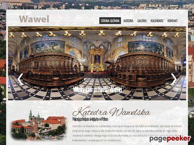 Wycieczka wirtualna po Wawelu