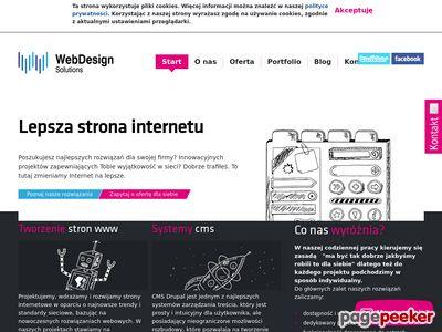 Sklepy internetowe w cms Drupal, Magento.Warszawa