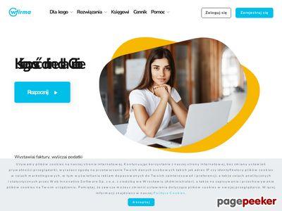 WFirma.pl - program do księgowości internetowej