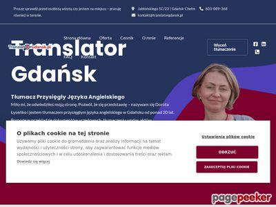 Translator.pl - tłumaczenia prawnicze