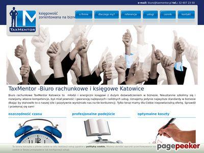Biuro księgowe Taxmentor Katowice