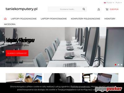 Tanielaptopy.eu - Programy
