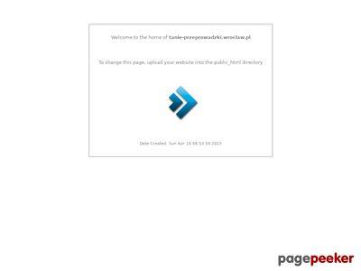 Przeprowadzki Firm Wrocław