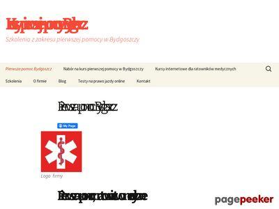 Szkolenia pierwsz pomoc Bydgoszcz