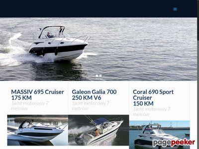 Wynajem łodzi Gdynia - jachtygdynia.pl