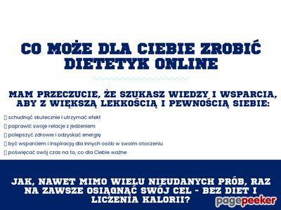 Dietetyk Warszawa | JeszFresh.pl