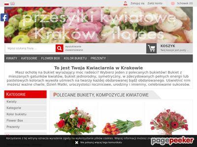 Kwiaciarnia Kraków