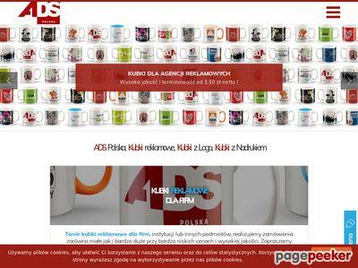 Kubki-reklamowe.com.pl - Piękne kubki z nadrukiem