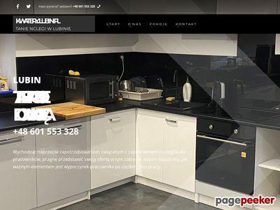 Noclegi Lubin