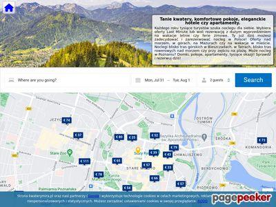 Noclegi pracownicze Poznań