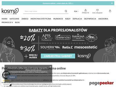 Kosmetyki profesjonalne - kosmepro.pl