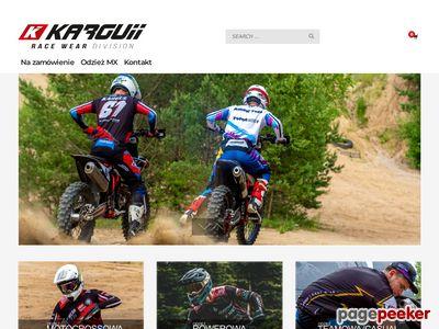 Odzież motocross - karguii.pl