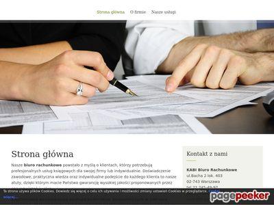 Biuro rachunkowe KaTax Warszawa