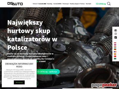 Katalizatorychrzanow.pl