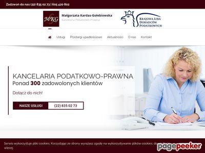 Kancelaria prawna Warszawa