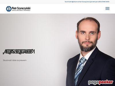 KancelariaSzyroczynski.pl - Postępowanie upadłościowe