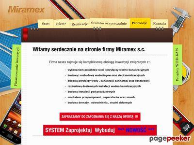 Kanalizacja.miramex.eu