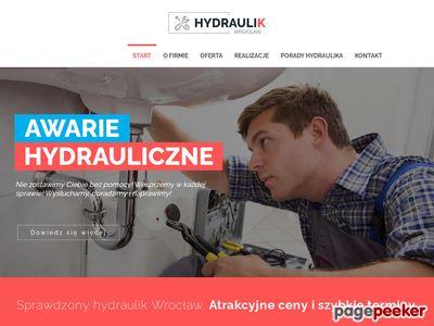 Pogotowie Hydrauliczne Wrocław