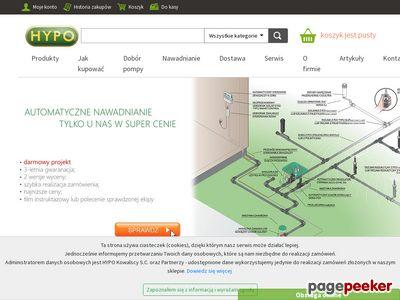 Pompy zatapialne - Hurtownia Pomp