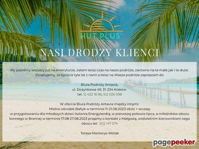 HutPlus.com.pl Wycieczki egzotyczne